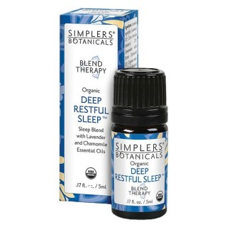 Deep Restful Sleep Blend Therapy Oil - 5 ml Bottle