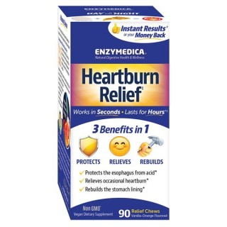 Heartburn Relief - 90 Chews