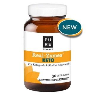 Real-Zymes KETO - 30 caps