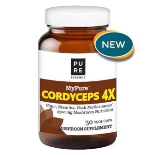 MyPure Cordyceps 4X - 30 Vegi-Caps