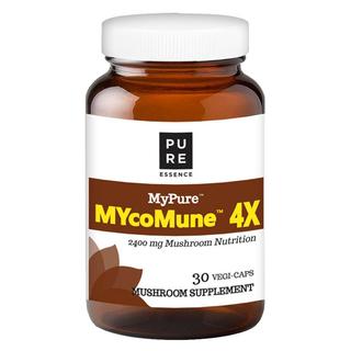 MyPure MYcoMune 4X - 30 Vegi-Caps