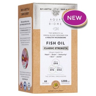 Aqua Biome Fish Oil - Classic Strength