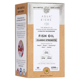 Aqua Biome Fish Oil - Classic Strength