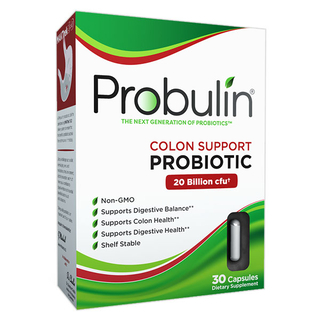 Colon Support Probiotic - 30 Cap