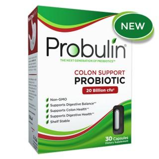 Colon Support Probiotic - 30 Caps