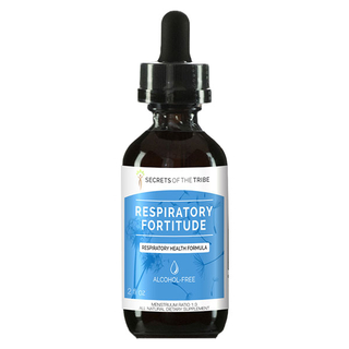 Respiratory Fortitude - 2 fl oz - Alcohol Free
