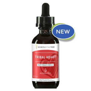 Tribal Heart - 2 fl oz - Alcohol Free