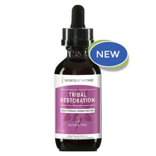 Tribal Restoration - 2 fl oz - Alcohol Free