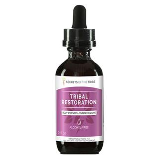 Tribal Restoration - 2 fl oz - Alcohol Free
