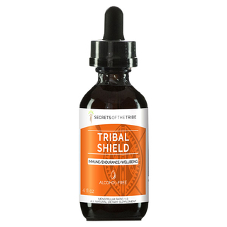 Tribal Shield - 2 fl oz - Alcohol Free