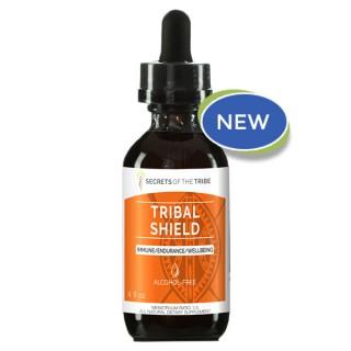 Tribal Shield - 2 fl oz - Alcohol Free