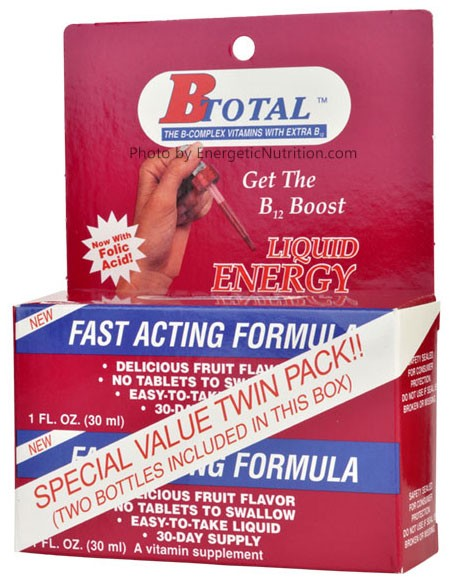 BTotal Supplement Drops