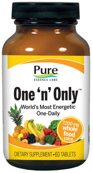 One N Only Daily Multiple Vitamin by Pure Essence