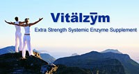 Vitalzym and VitalzymX for Fibroids
