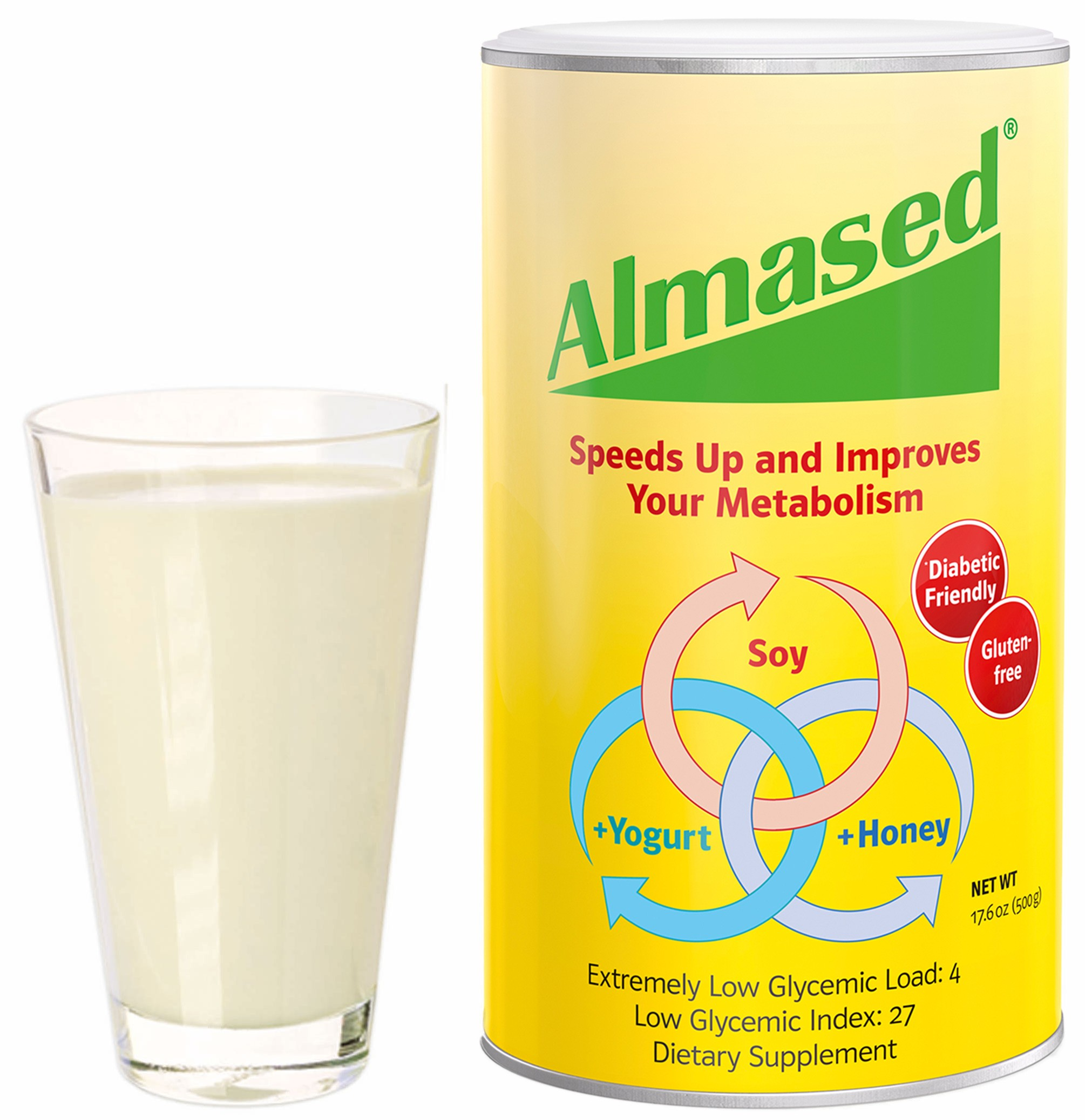 Almased Multi-Protein Powder