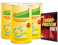 Almased Turbo Protein Diet Kit