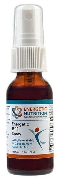 Energetic B-12 Sublingual Spray
