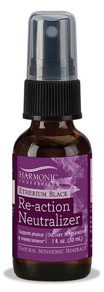 Etherium Black Homeopathic Spray