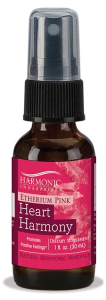 Etherium Pink Homeopathic Spray