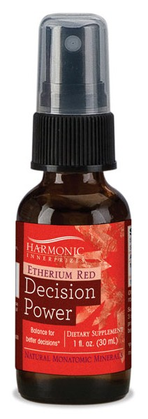 Etherium Red Homeopathic Spray