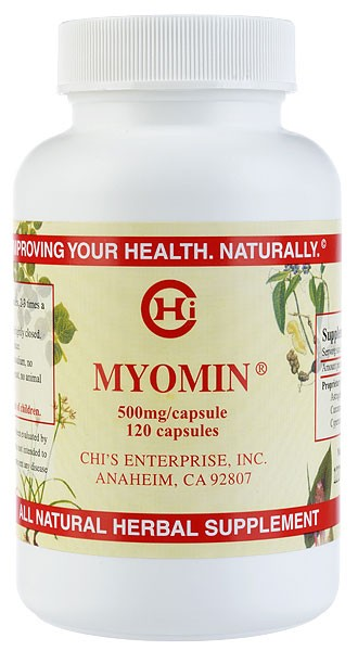 Myomin to balance hormones for fibroids