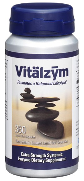 Vitalzym Systemic Enzymes for Fibroid Tumors
