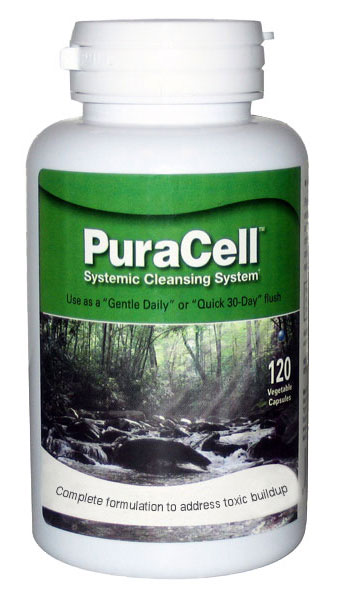 Puracell Systemic Detoxification and Cleansing System